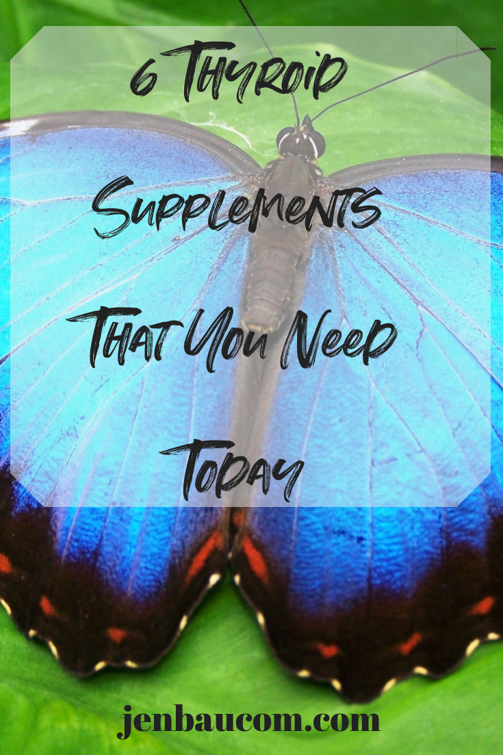 6 thyroid supplements you need today to heal your thyroid and hormones. hormone health, thyroid health and fitness, mindset, fitness, nutrition, supplement recommendations