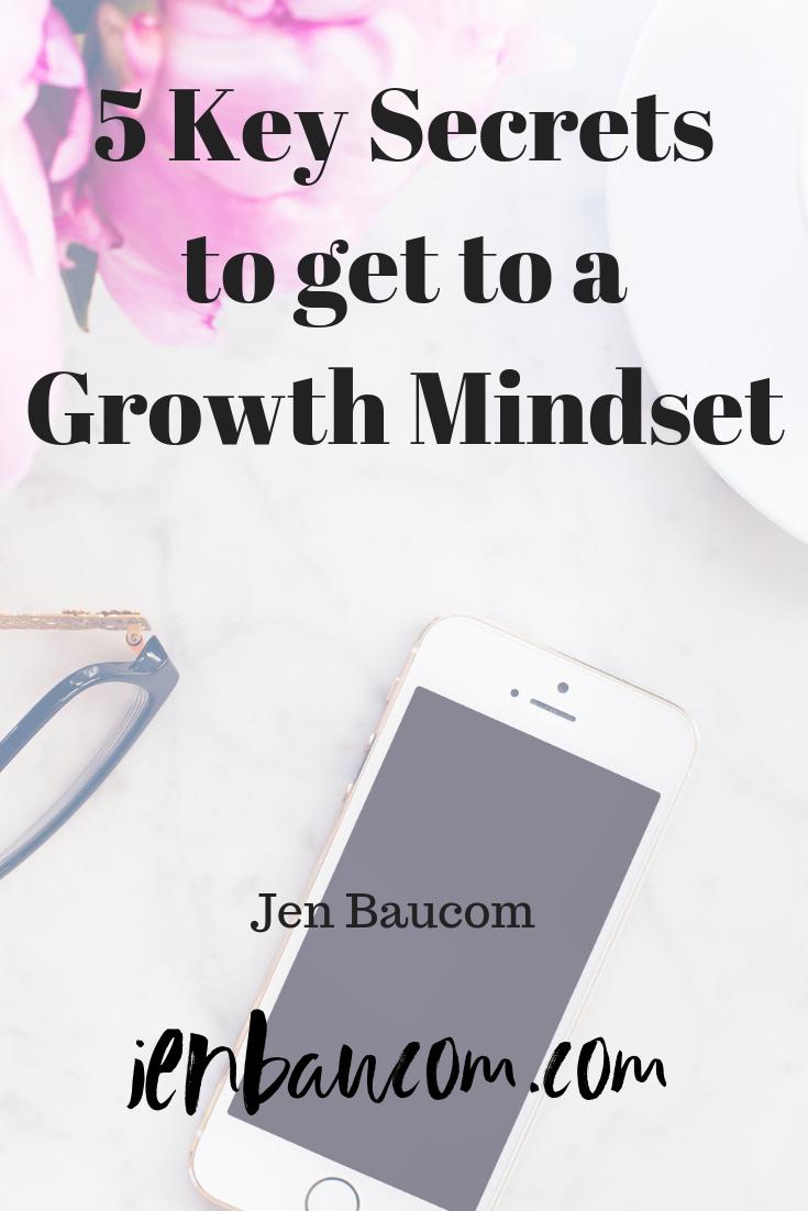 5 secrets to get to a growth mindset. Mindset tips visualization meditation manifestation