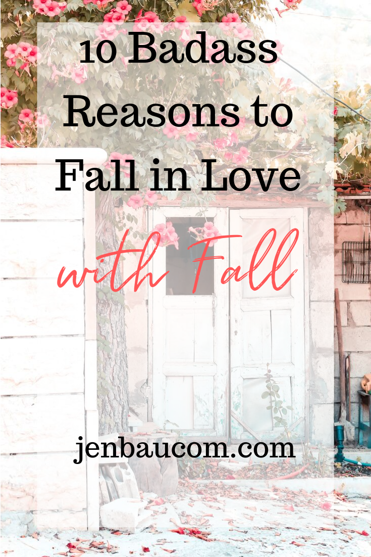 10 badass reasons to love fall