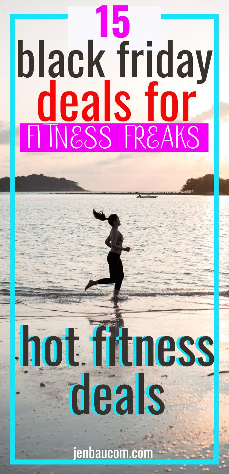 15 Black Friday Deals for Fitness Freaks