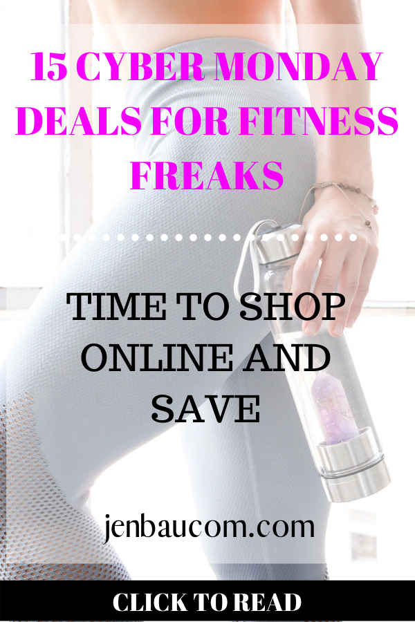 5 cyber monday deals for fitness freaks #cybermonday #shopping #cybermondayfitness #cybermondaydeals