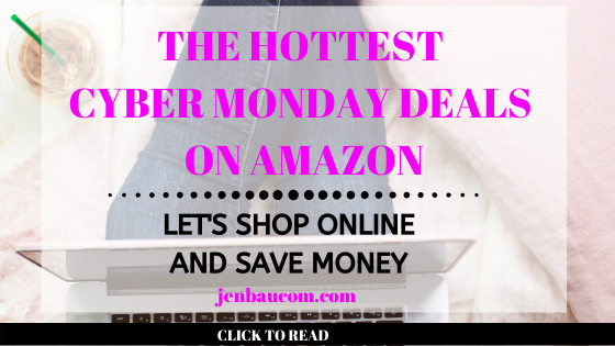 The Hottest Cyber Monday Deals on Amazon