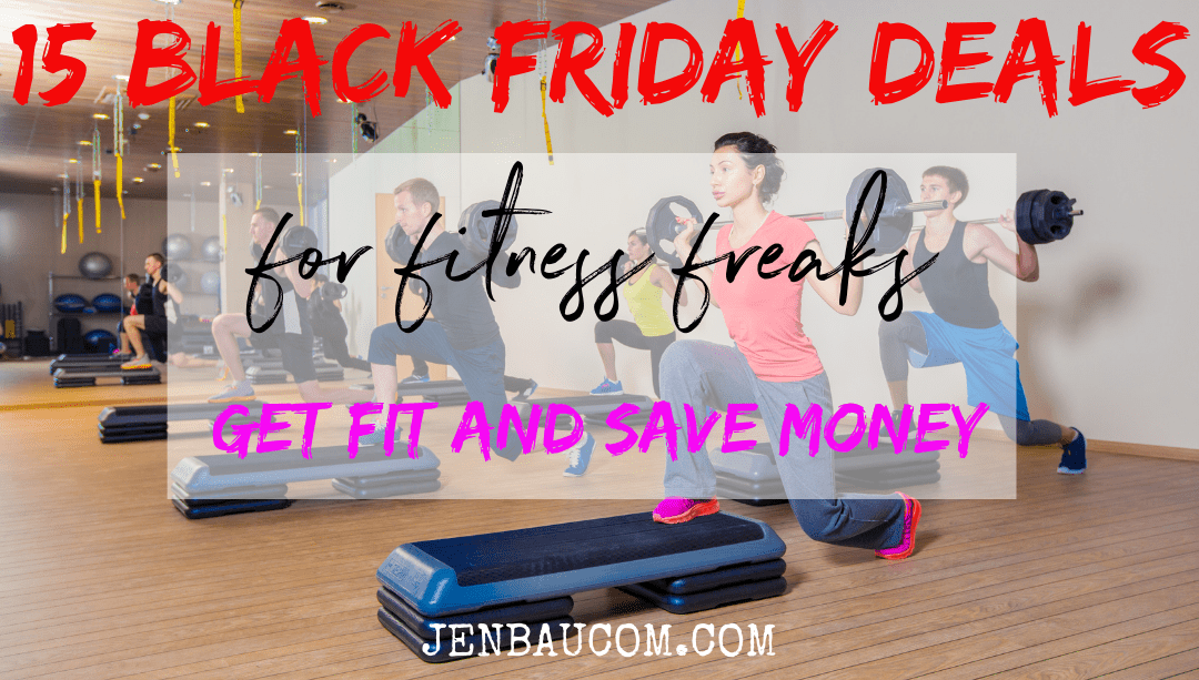 15 Black Friday Deals for Fitness Freaks