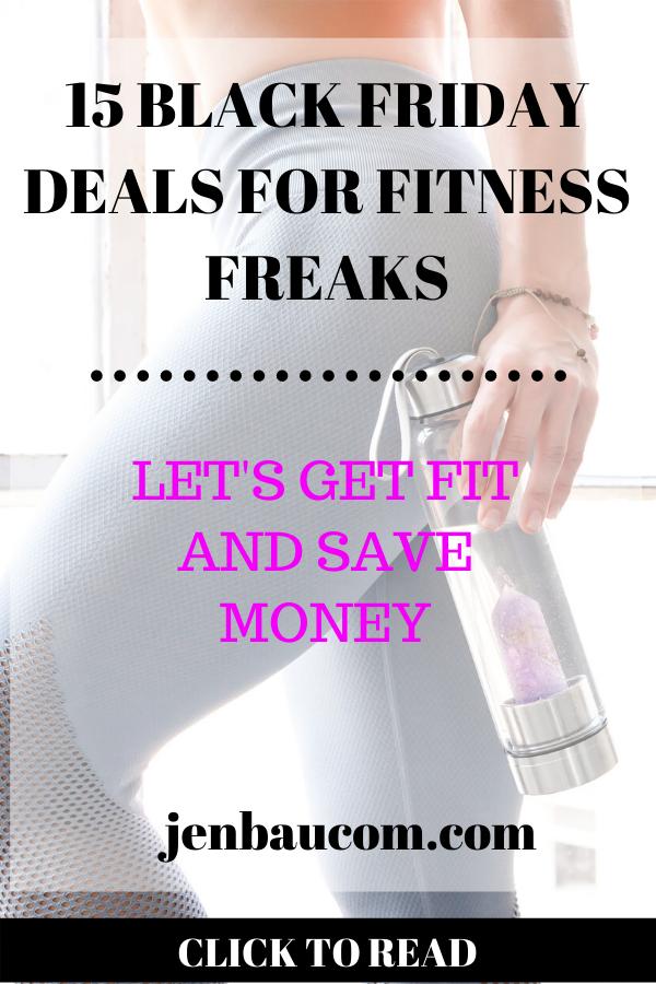 15 black friday for fitness freaks- jenbaucom.com