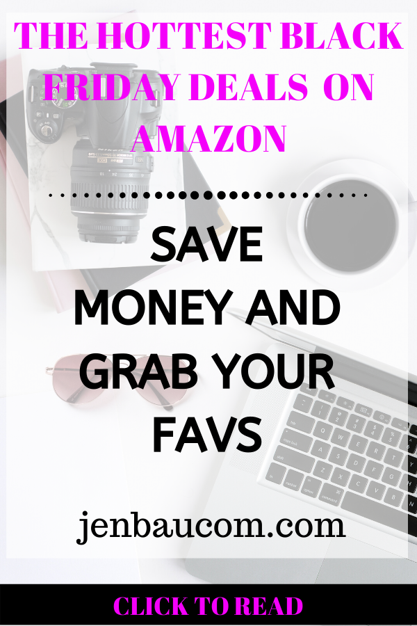 The Hottest Black Friday Deals on Amazon get it at jenbaucom.com #blackfriday #amazondeals #amazon