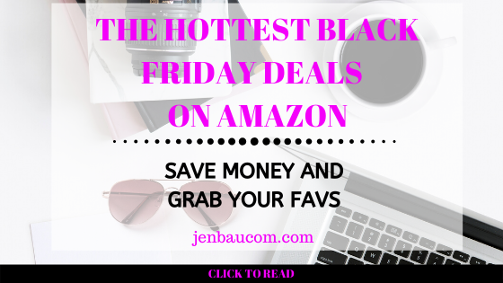 The Hottest Black Friday Deals on Amazon