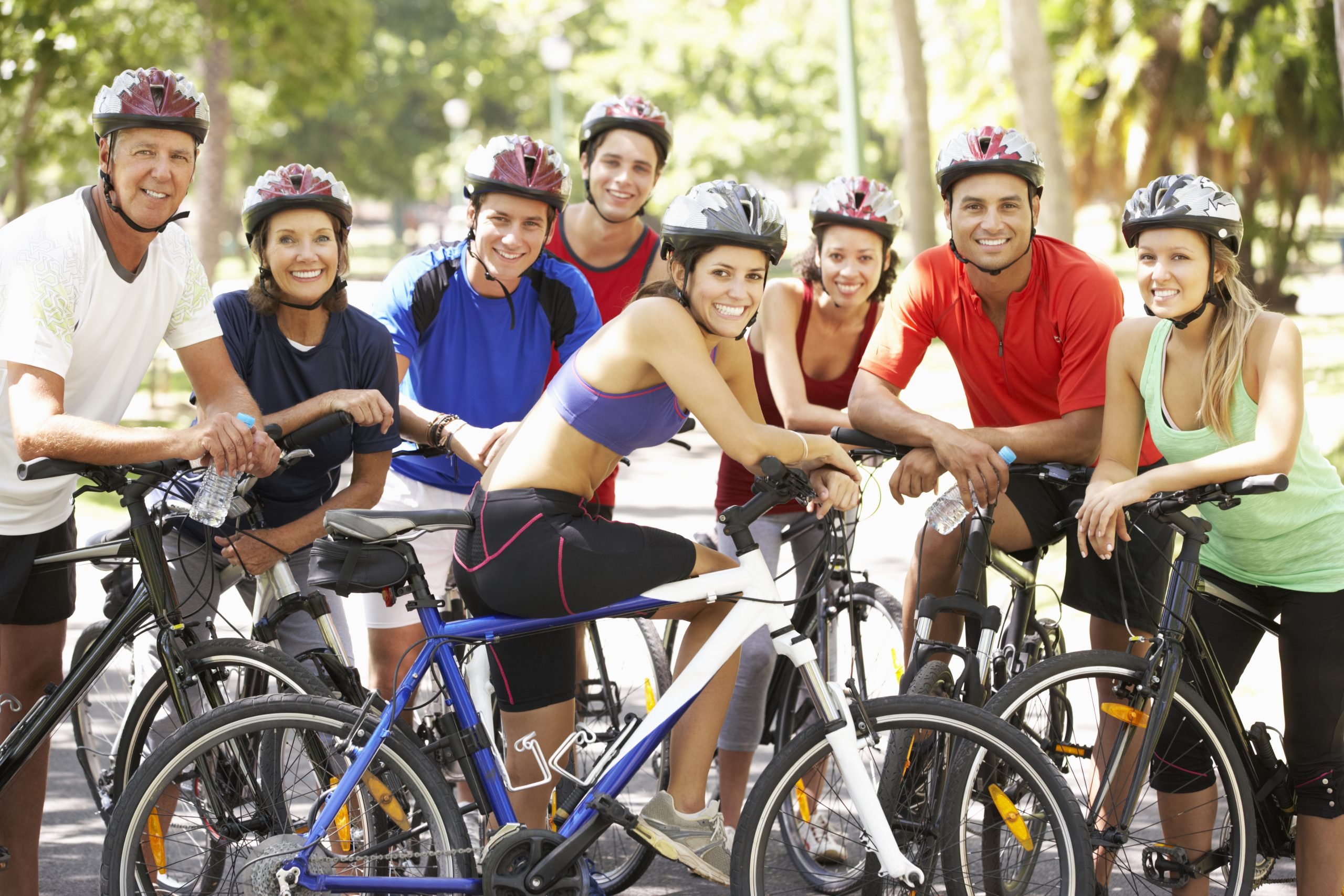 Lose weight cycling and have a blast doing it! Check out how here at jenbaucom.com #cycling #weightloss #loseweightcycling #cyclingtips