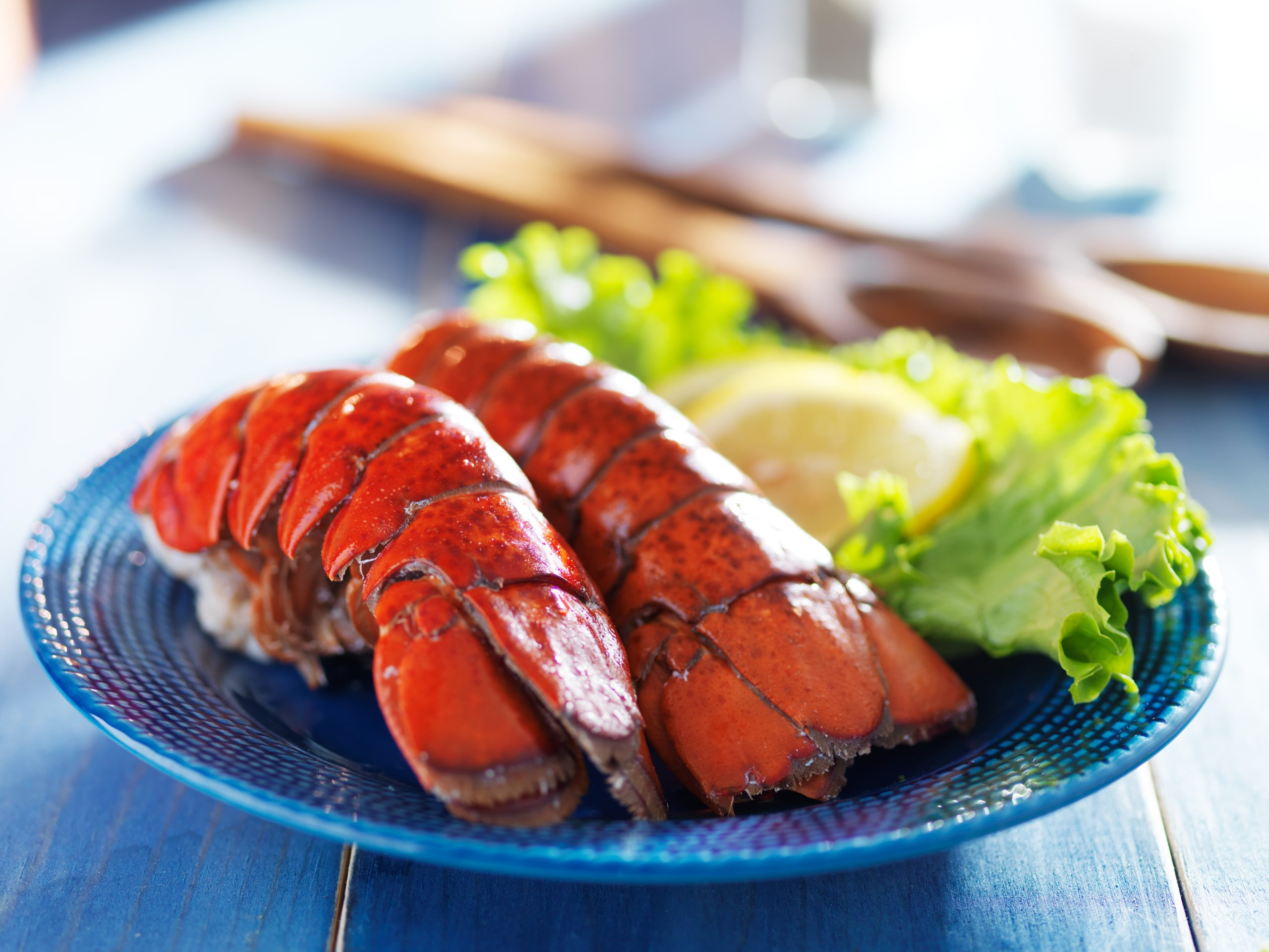 Healthy protein like Lobster is awesome for your thyroid health. #thyroidhealth #hypothyroidism