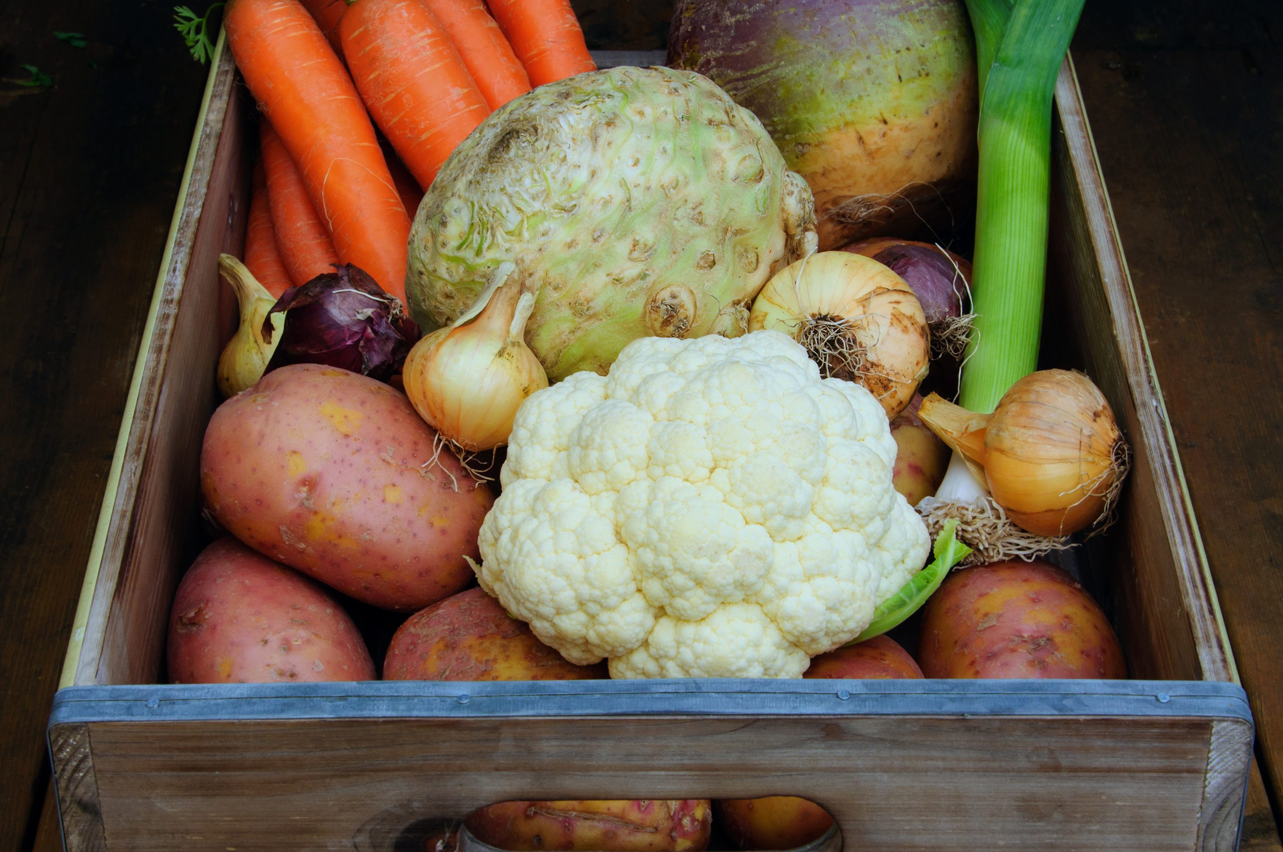 Root Vegetables are the best for your health and thyroid and they taste so good!