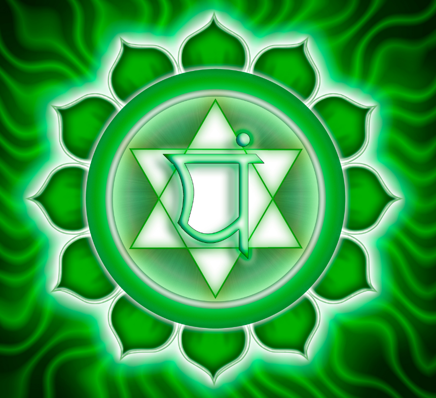 heart chakra affirmations to unblock love and heal