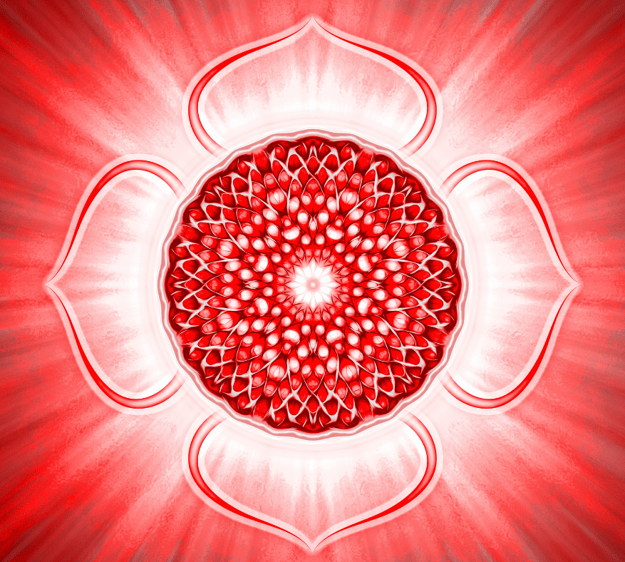 root chakra opening and healing