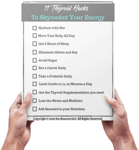 11 Thyroid Hacks to Skyrocket your Energy!