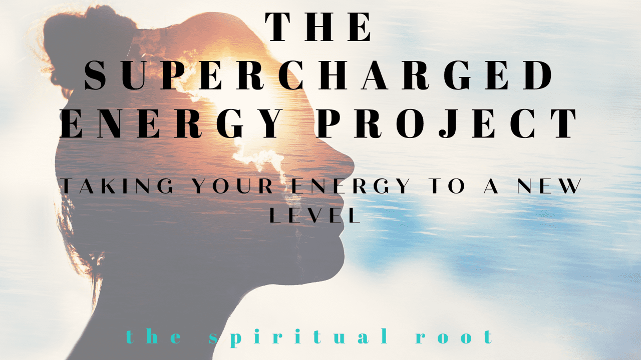 the supercharged energy project ignite your energy and end chronic fatigue